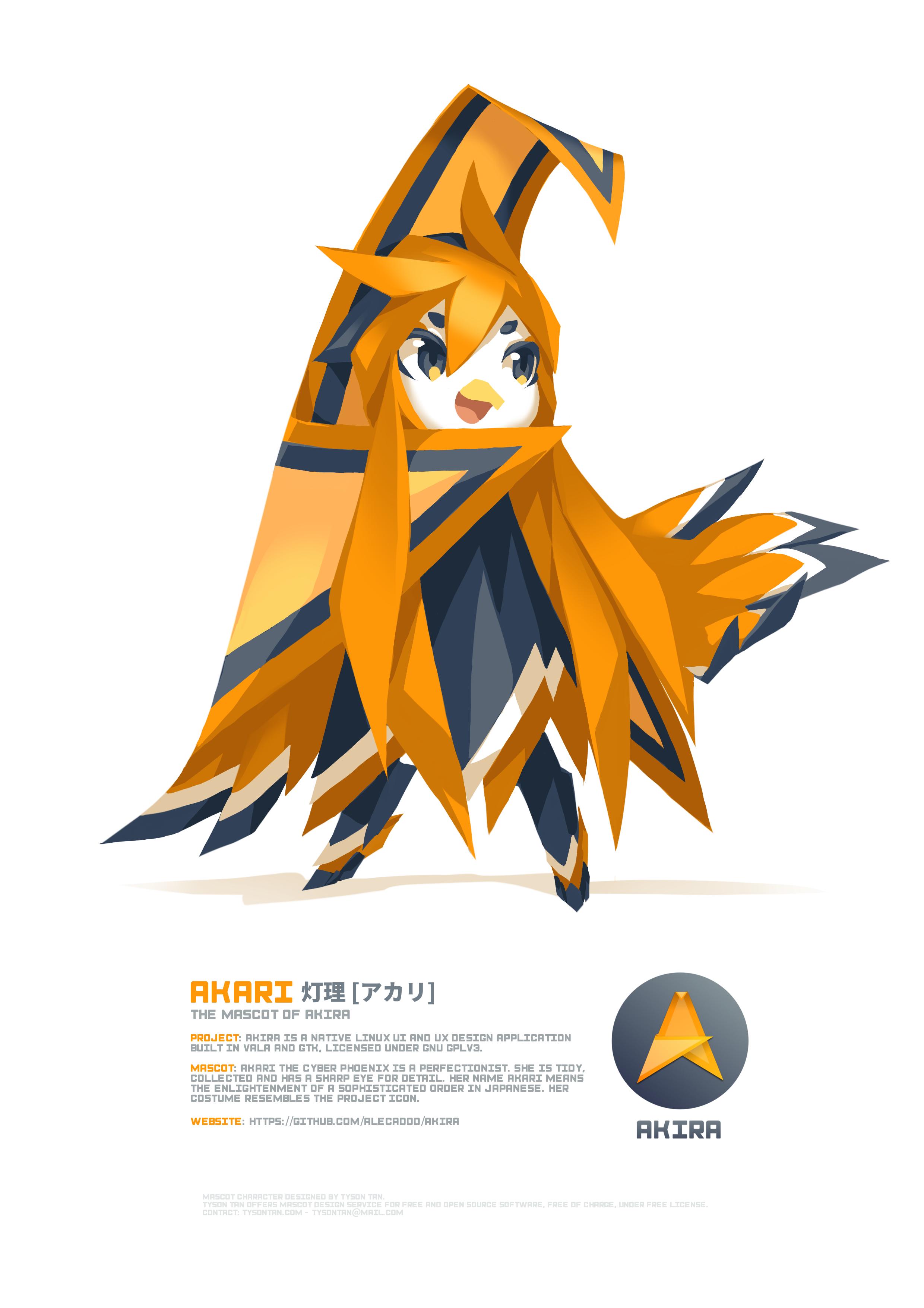 Mascots – Tyson Tan